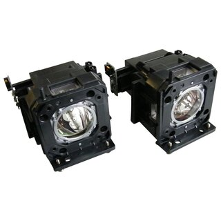 Replacement Lamp for PANASONIC PT-DW830LK (TWIN PACK)