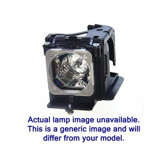 Replacement Lamp for PANASONIC PT-DZ21K2  (Portrait Quad)