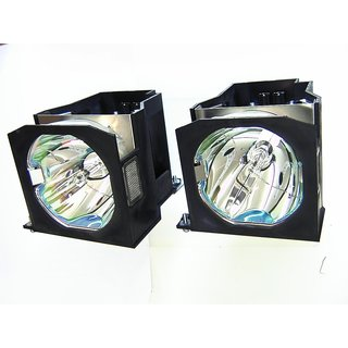 Replacement Lamp for PANASONIC PT-D7500E (SINGLE LAMP)